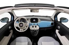 Fiat 500 Spiaggina'58 fascia