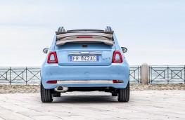Fiat 500 Spiaggina'58 rear