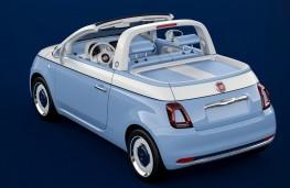 Fiat 500 Spiaggina'58 showcar