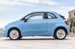 Fiat 500 Spiaggina'58 side