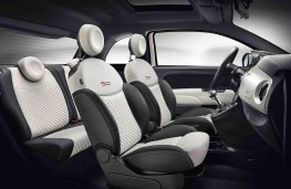 Fiat 500 Star cabin