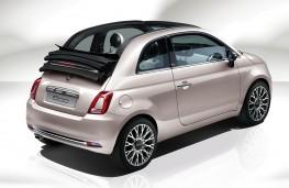 Fiat 500C Star rear