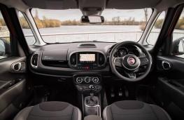 Fiat 500L, dashboard