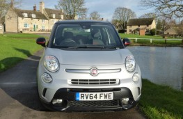 Fiat 500L Beats Edition, full front static