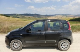 Fiat Panda, side static