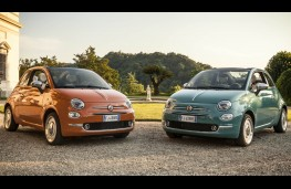 Fiat 500 Anniversario, 2017