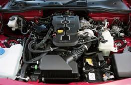 Fiat 124 Spider, engine