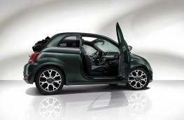 Fiat 500 Rockstar, side