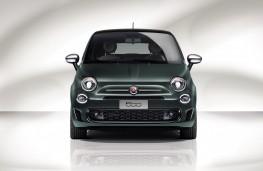 Fiat 500 Rockstar, front