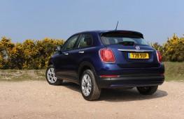 Fiat 500X, rear