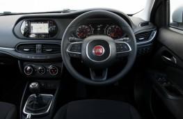 Fiat Tipo, dashboard
