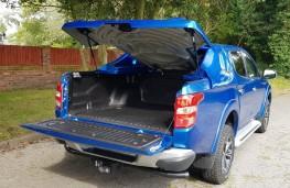 Fiat Fullback LX, space