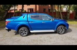 Fiat Fullback LX, profile
