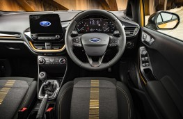 Ford Fiesta Active, 2018, interior
