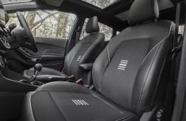Ford Fiesta, 2017, seats