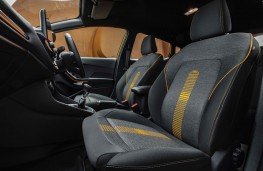 Ford Fiesta Active, interior