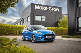 Ford Fiesta, 2020, top of sales charts