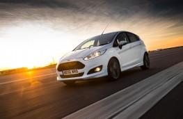 Ford Fiesta, UK top seller in 2016