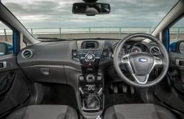 Ford Fiesta, cabin