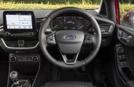 Ford Fiesta, 2017, interior