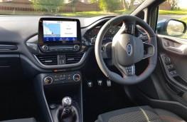 Ford Fiesta ST-Line, 2021, interior