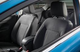 Ford Fiesta, seats