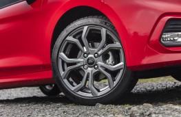 Ford Fiesta, 2017, wheels