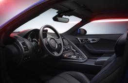 Jaguar F-TYPE British Design Edition, interior