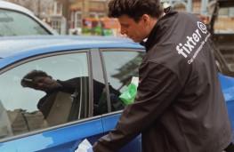Fixter, car valet