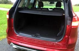 Ford Kuga Titanium X Sport, boot