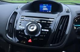 Ford Kuga Titanium X Sport, console