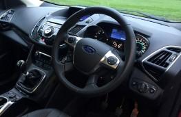Ford Kuga Titanium X Sport, interior