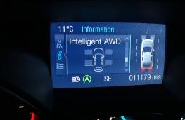 Ford Kuga Titanium X Sport, screen