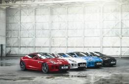 Jaguar F-TYPE British Design Edition, line up