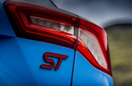 Ford Focus ST Edition, 2021, badge