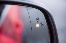 Ford Focus, blind spot monitor