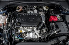 Ford Focus ST-Line, 2018, engine