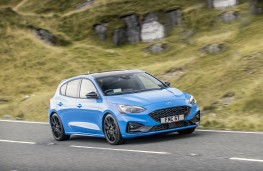 Ford Focus ST Edition, 2021, front