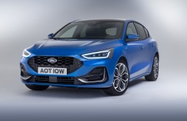 Ford Focus, 2021, front