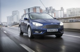 Ford Focus, front