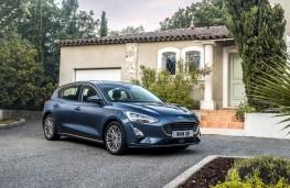 Ford Focus Titanium, 2018, front, static