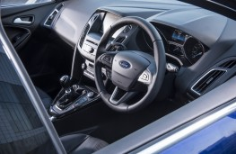 Ford Focus, interior