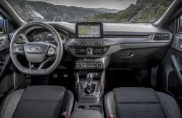 Ford Focus ST-Line, 2018, interior
