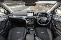 Ford Focus Active, 2019, interior