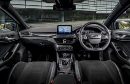 Ford Focus ST Edition, 2021, interior
