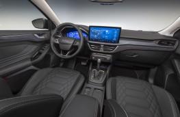 Ford Focus Estate, 2021, interior