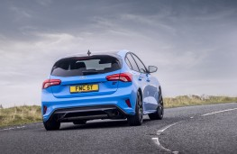 Ford Focus ST Edition, 2021, rear