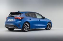 Ford Focus, 2021, rear