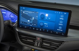 Ford Focus Estate, 2021, display screen