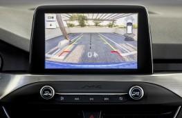 Ford Focus Titanium, 2018, display screen